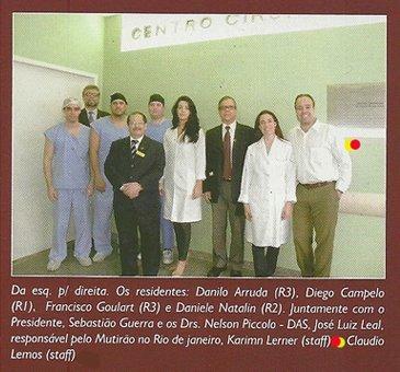 Revista PLastiku's - Dr.Cláudio Lemos