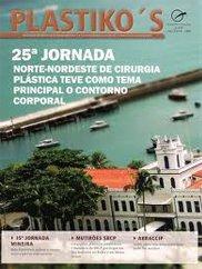Revista Plastiku's - 25 Jornada Norte-Nordeste de Cirurgia Plástica