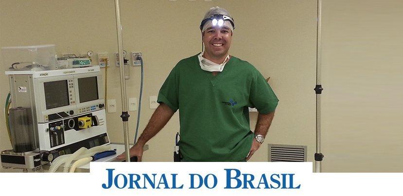 jornal do brasil dr claudio lemos cirurgia sem ponto já e possível no brasil