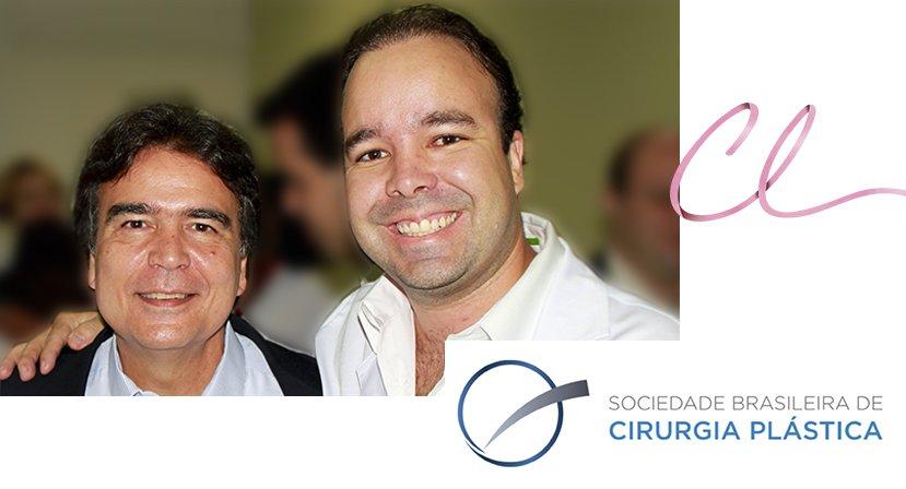 Dr.Cláudio Lemos e o Ministro da Saúde José Gomes Temporão