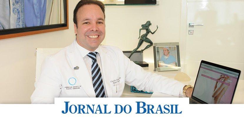 Jornal do Brasil - Clima Mais Ameno e Menos Exposição Ao Sol Faz Aumentar Número de Cirurgias Plásticas
