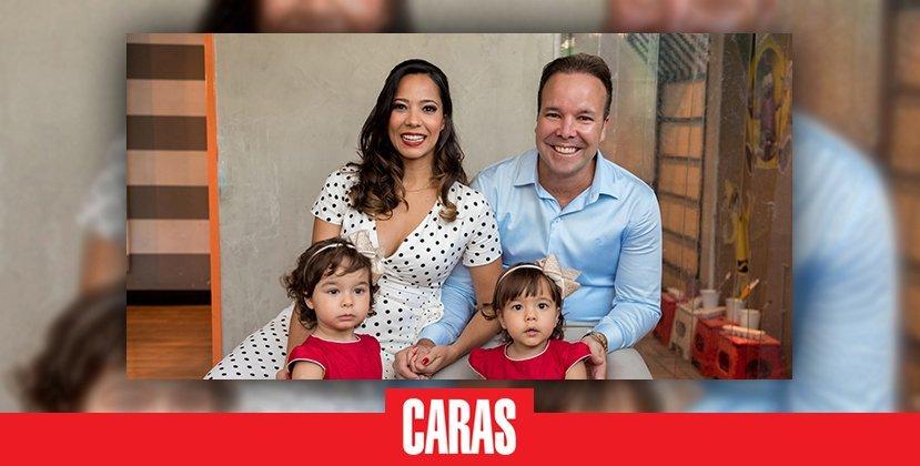 Parabéns Duplo - Revista Caras